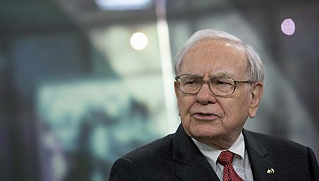 Warren Buffett, chairman and CEO von Berkshire Hathaway.