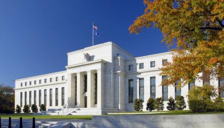Sitz der Federal Reserve in Washington.
