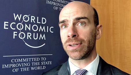 Thierry Geiger, leitender Ökonom beim World Economic Forum in Genf.