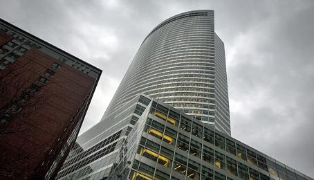 Das Goldman-Sachs-Hauptquartier in New York.