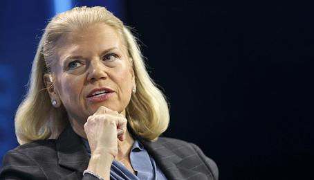 Virginia «Ginni» Rometty, CEO von IBM.