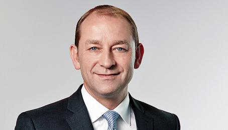 André Rüegg, CEO der Bellevue Group.