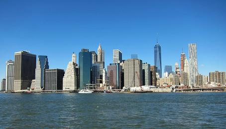 Manhatten in New York ist ein Zentrum der Private-Equity-Branche.