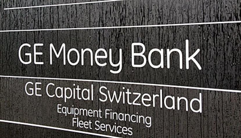 Sitz der GE Money Bank in Zürich-Altstetten.