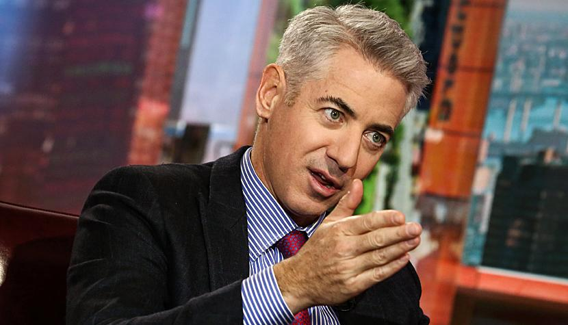 Bill Ackman, Hedge-Fonds-Manager und CEO von Pershing Square Capital Management.