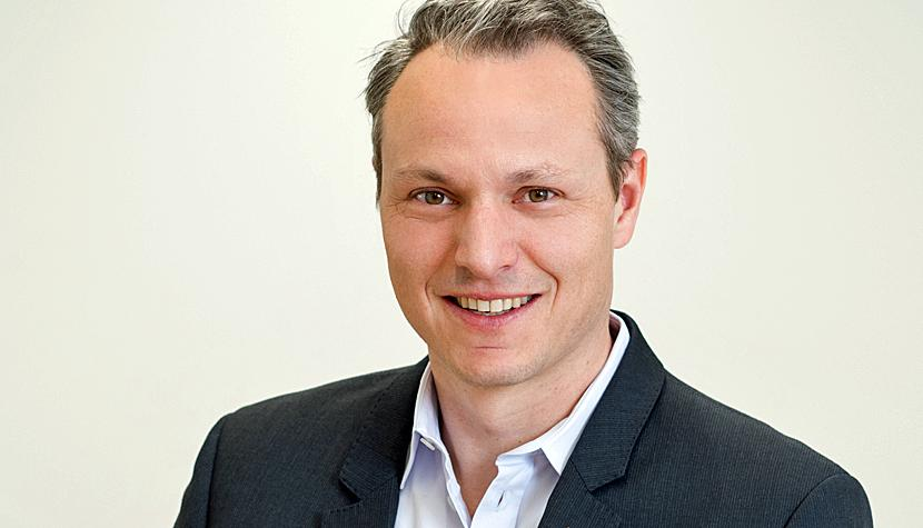 Patrick Amstutz, CEO Molecular Partners.