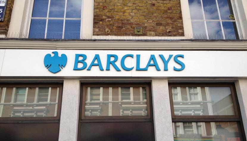 Barclays-Filiale in London (September 2013)