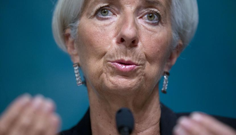 Christine Lagarde, Chefin des Internationalen Währungsfonds (IWF).