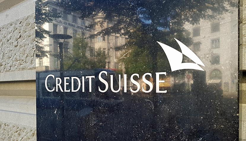 Will in China expandieren: Credit Suisse.