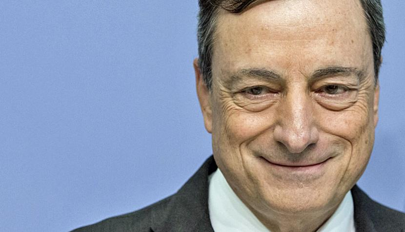Mario Draghi, EZB-Chef.