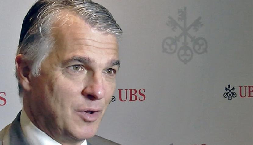 Sergio P. Ermotti, CEO der UBS Group.