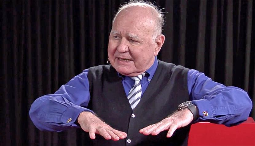 Crash-Prophet Marc Faber im cash-Interview im März 2019.
