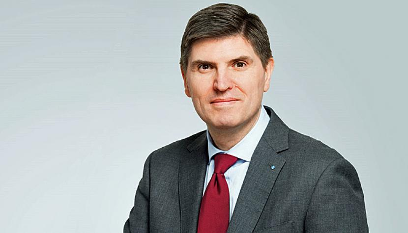 George Quinn ist seit einen Jahr Chief Financial Officer der Zurich Group.