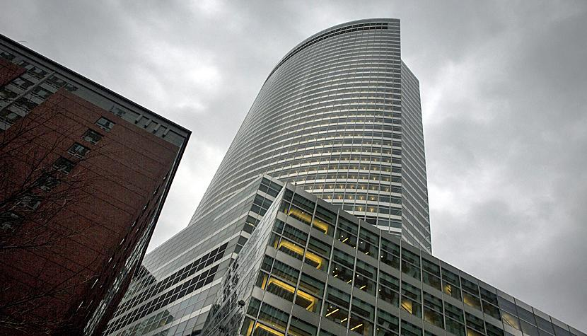 Goldman Sachs Group Hauptsitz in New York.