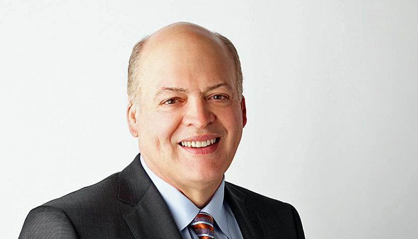 Jim Hackett, CEO Ford.