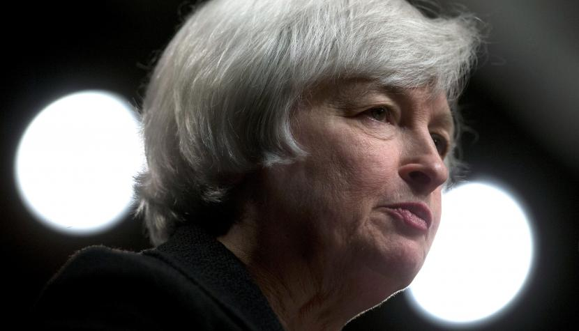 Janet Yellen, Chefin US-Notenbank Federal Reserve.