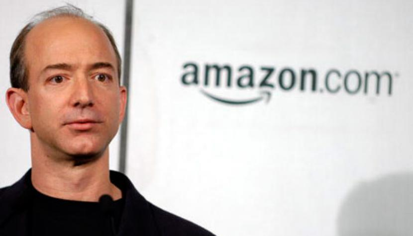 Amazon-CEO Jeff Bezos.