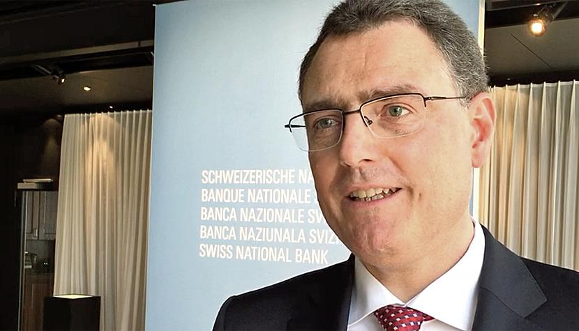 Thomas Jordan, Präsident des SNB-Direktoriums, im cash-Video-Interview im Juni 2017.