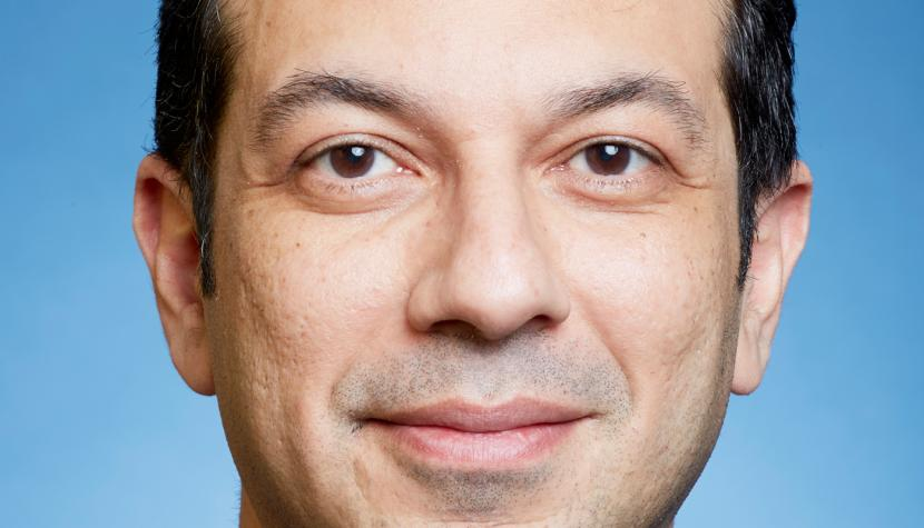 Kinner Lakhani: Neuer Head of Group Strategy & Development bei der Credit Suisse.