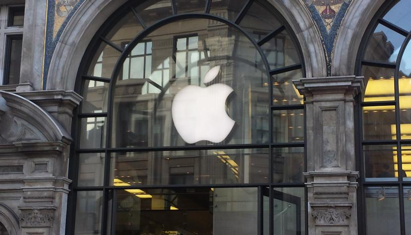 Apple-Shop in London