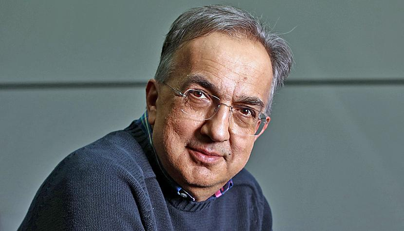 Ex Fiat Chrysler Chef Sergio Marchionne Ist Tot News Cash