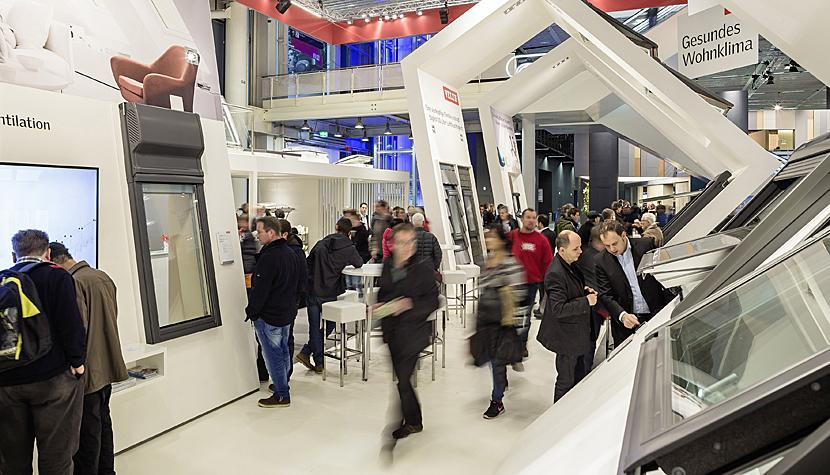 Messe Swissbau in Basel (Messebetreiberin MCH Group).