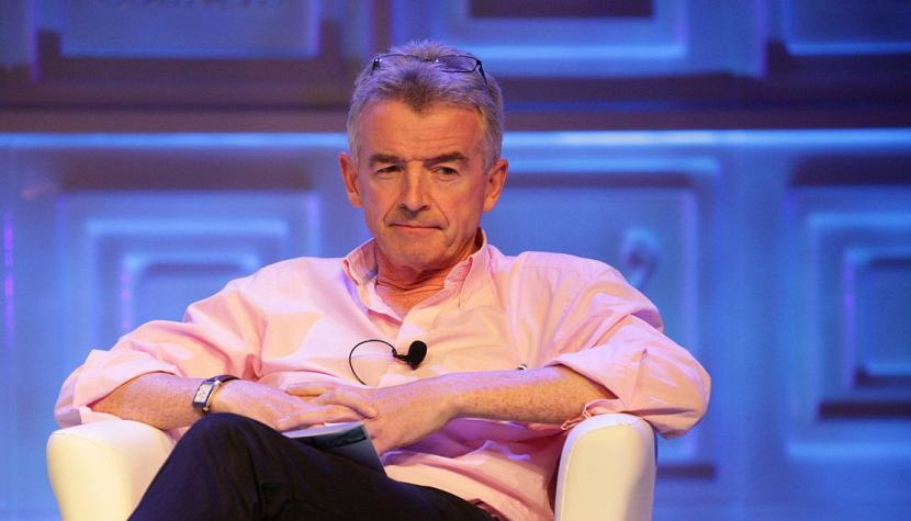 Michael O'Leary, CEO von Ryanair.