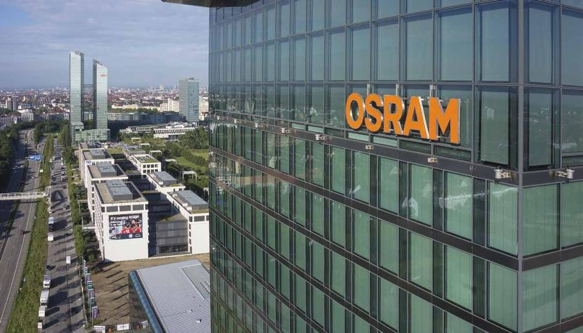 Osram Lighthouse in München.