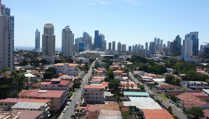 Panama City - das Steuerparadies.