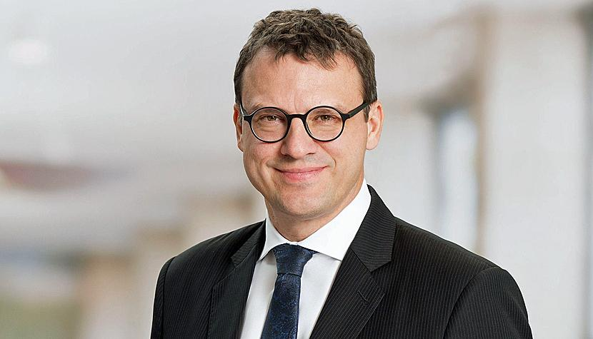 Swiss-Life-CEO Patrick Frost.
