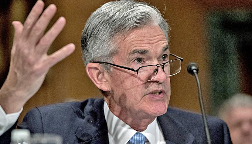 Jerome Powell, US-Notenbankchef.
