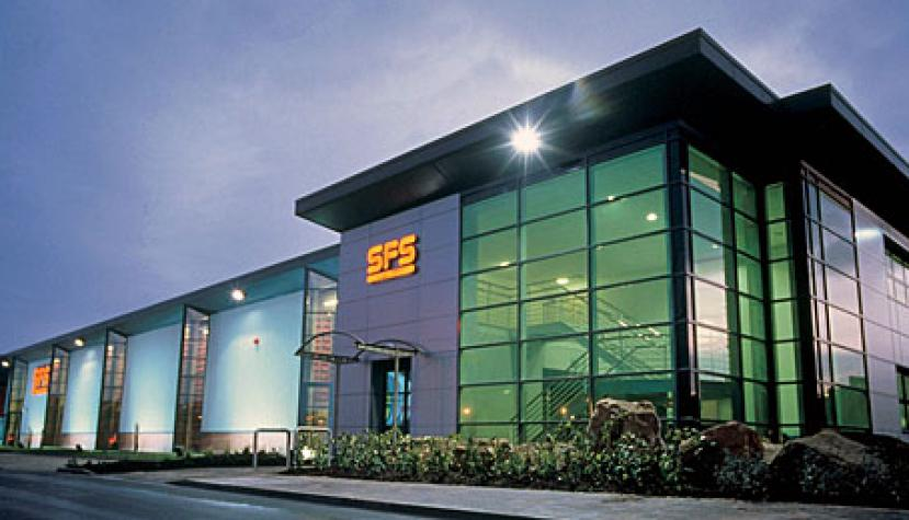 SFS Group Fastening Technology, Leeds UK (2013)