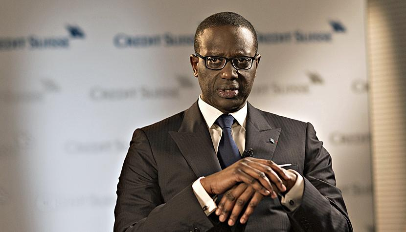 Tidjane Thiam, CEO der Credit Suisse Group.