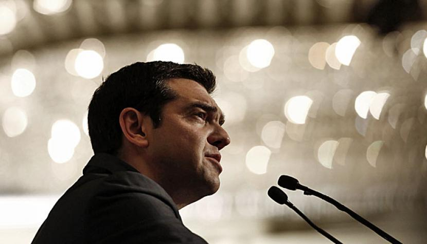 Alexis Tsipras, Premierminister Griechenlands.