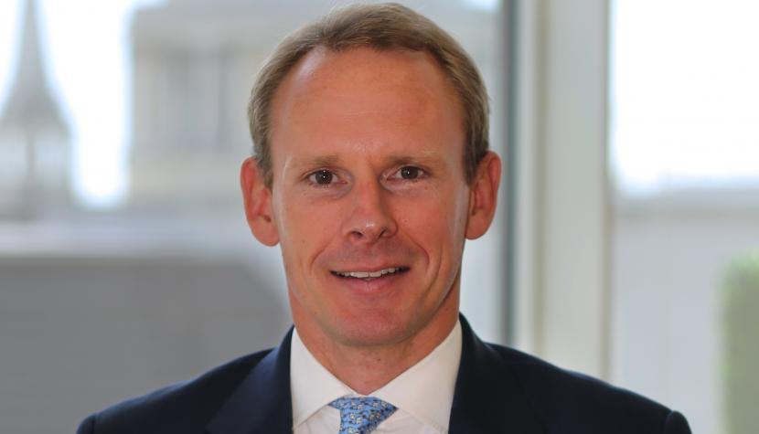 Tom Walker, Co-Head of Global Listed Real Estate bei Schroders